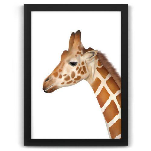 Safari animal print giraffe