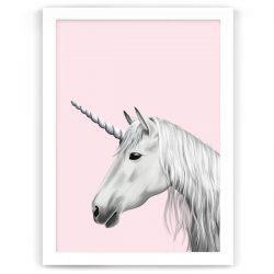 Unicorn Print Pink