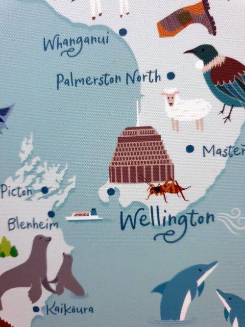 Hide-and-peek-new-zealand-animal-map-print-canvas-nursery-kids-wall-art-close-up-canvas